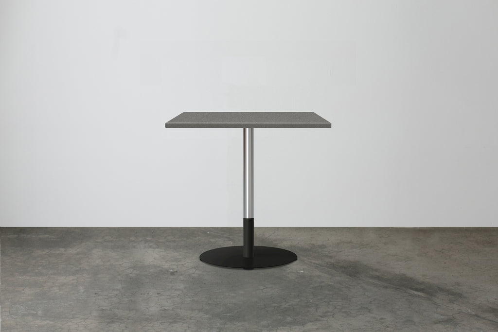 N E W | Two-Tone Cafe Table  - Rectangular Top
