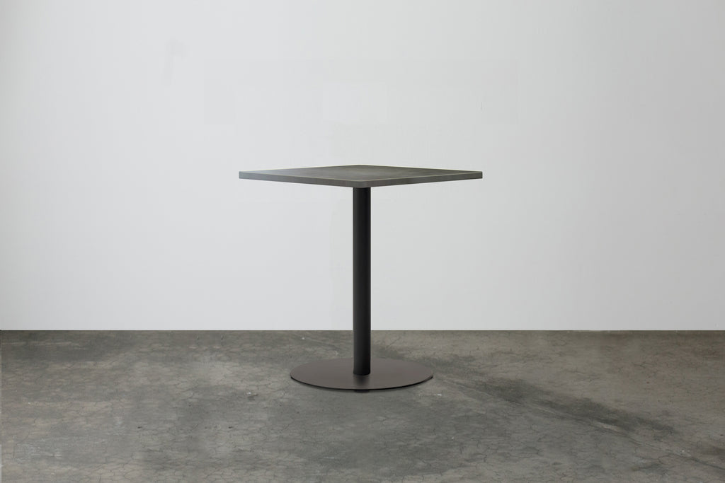N E W | Disc Cafe Table  - Square Top