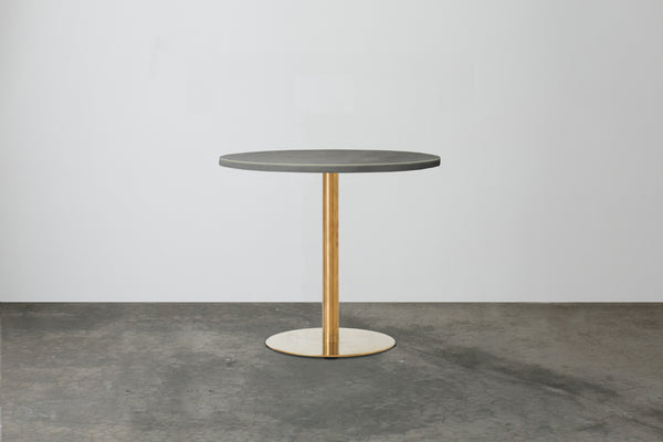 N E W | Disc Cafe Table  - Round Top