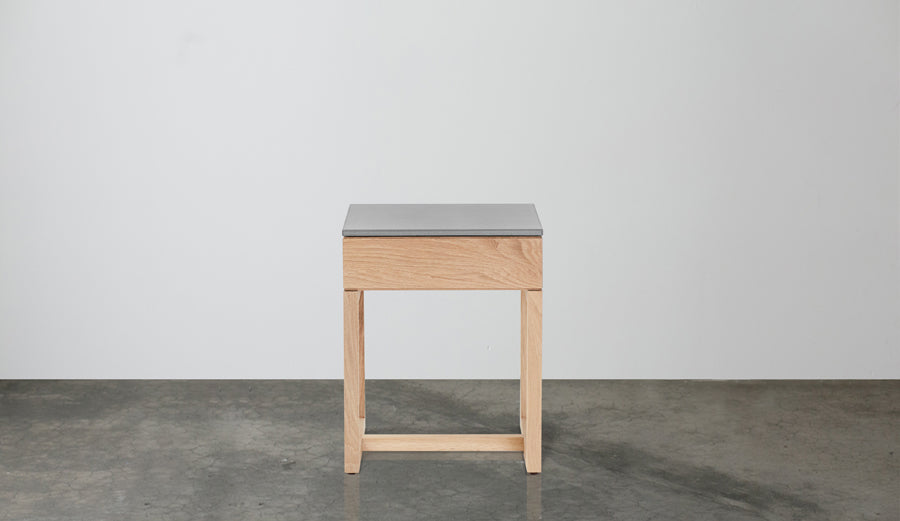 NEW | Cube Bedside Table