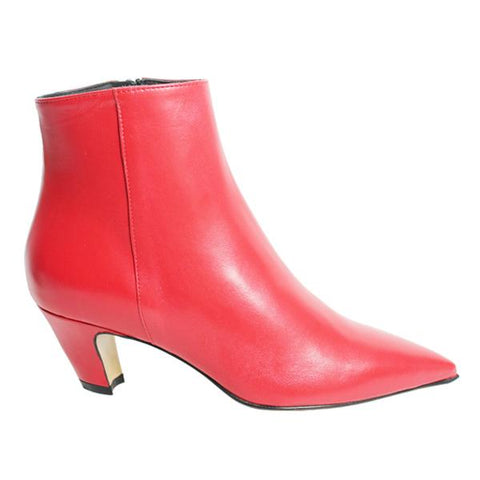 Red Boots Casanovas Italian Shoes