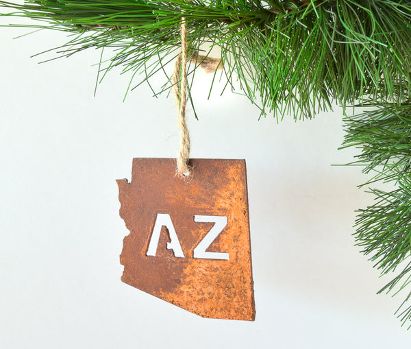 Arizona state ornament