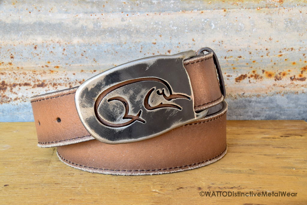 sleeping dog belt buckle