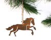 galloping horse ornament
