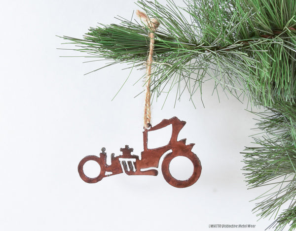 T-Bucket rat rod ornament