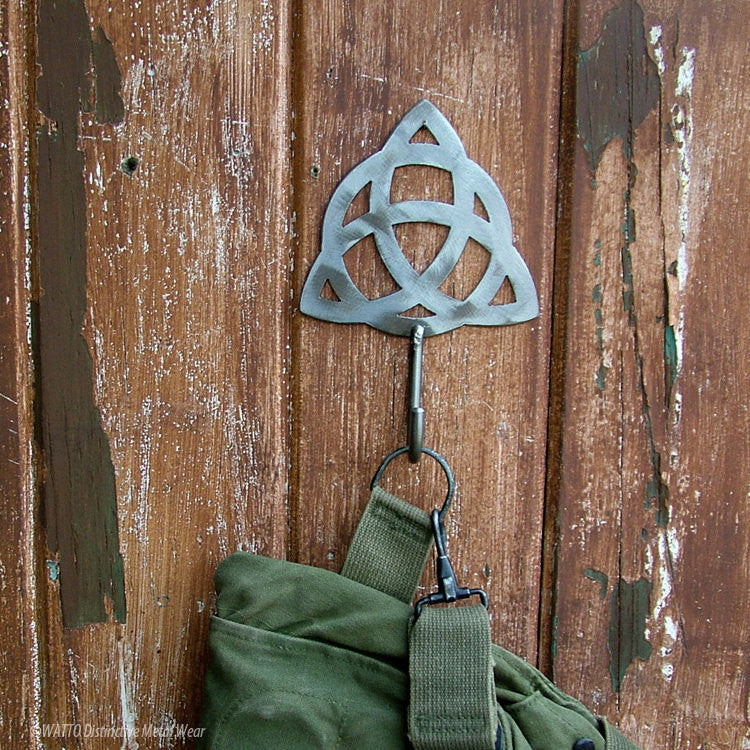 triquetra wall hook