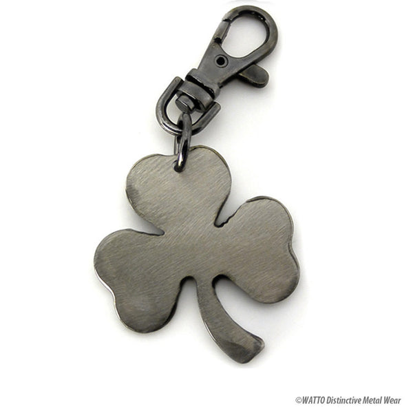 clover key chain