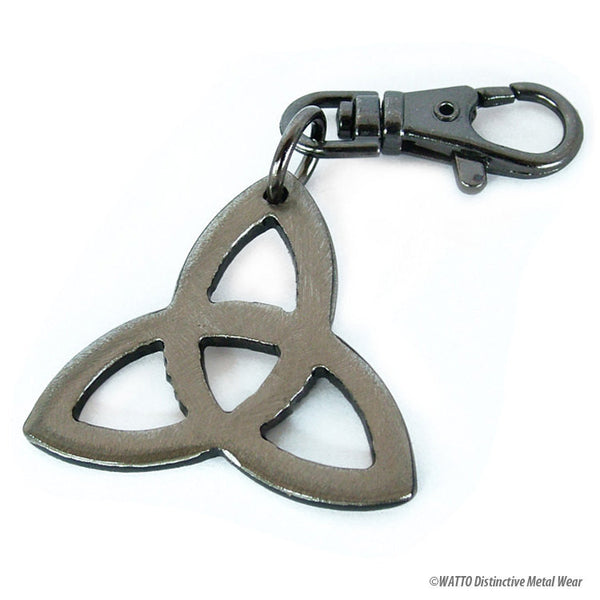 Celtic trinity key chain