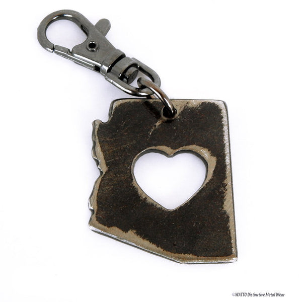 Arizona love key chain