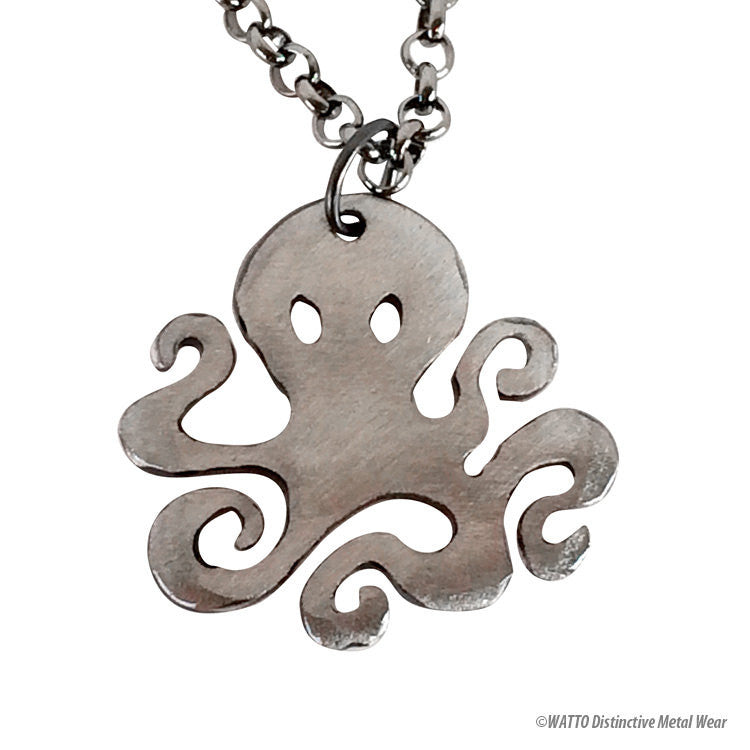 Outlaw Octopus necklace
