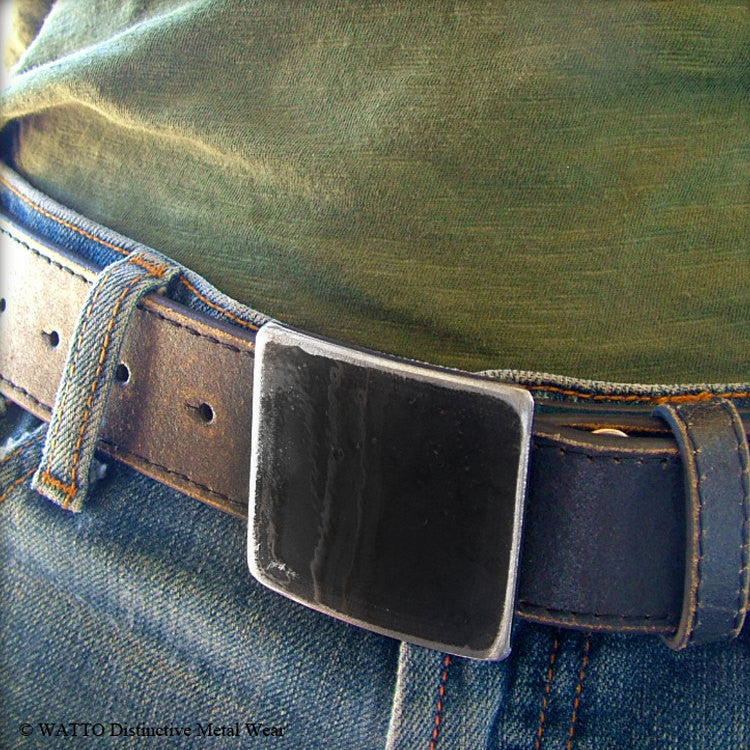 square belt buckle