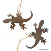 lizard ornaments