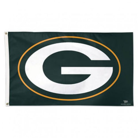 Green Bay Packers Deluxe 3' x 5' Flag