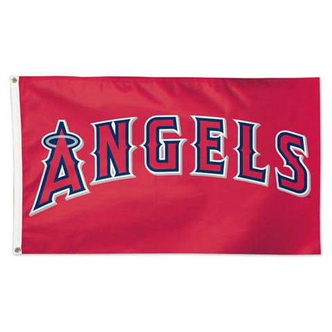 Los Angeles Angels Deluxe 3' x 5' Flag