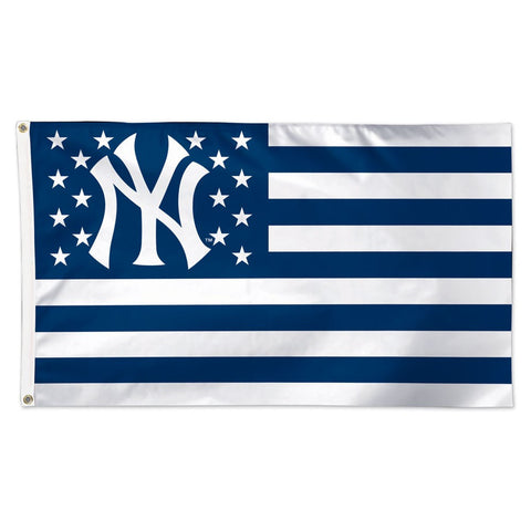 New York Yankees Stars & Stripes Deluxe 3' x 5' Flag