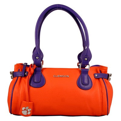 "Clemson Tigers ""The Baywood"" Handbag"