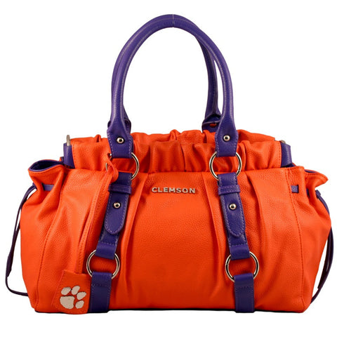 "Clemson Tigers ""The Embellish"" Handbag"