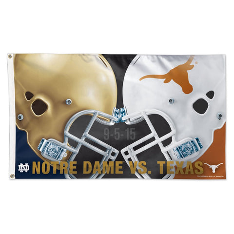 NCAA Rivalry Deluxe 3' x 5' Flag