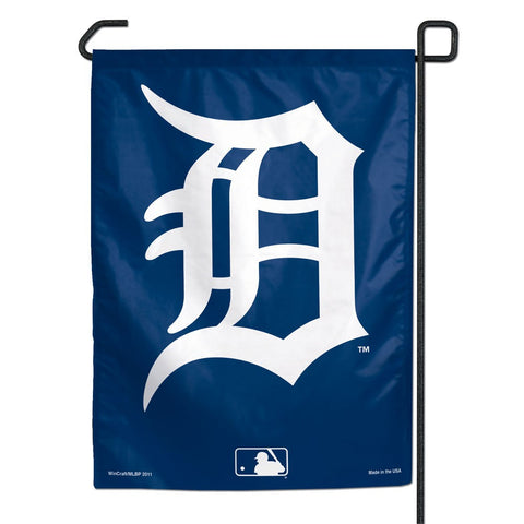 "Detroit Tigers 11"" x 15"" Garden Flag"