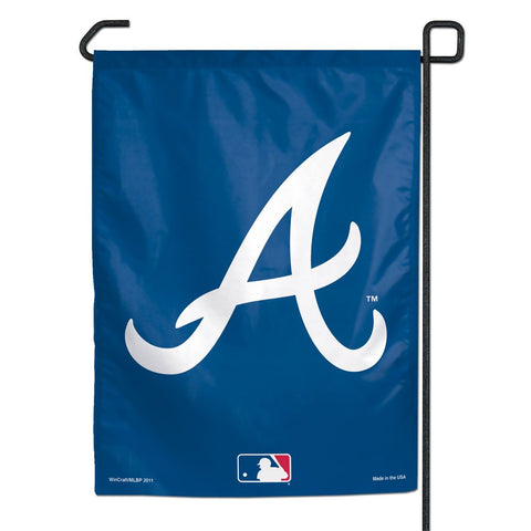"Atlanta Braves 11"" x 15"" Garden Flag"
