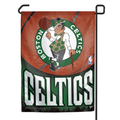 "Boston Celtics 11"" x 15"" Garden Flag"