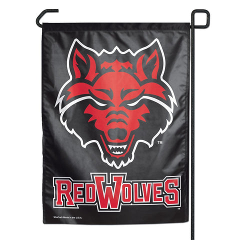 "Arkansas State University 11"" x 15"" Garden Flag"