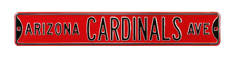 Arizona Cardinals Ave Sign