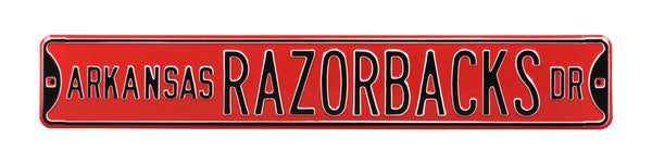 Arkansas Razorbacks Dr Sign