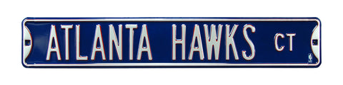 Atlanta Hawks CT Sign
