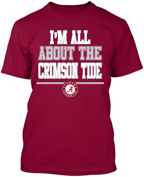 I'm All About The - Alabama Crimson Tide