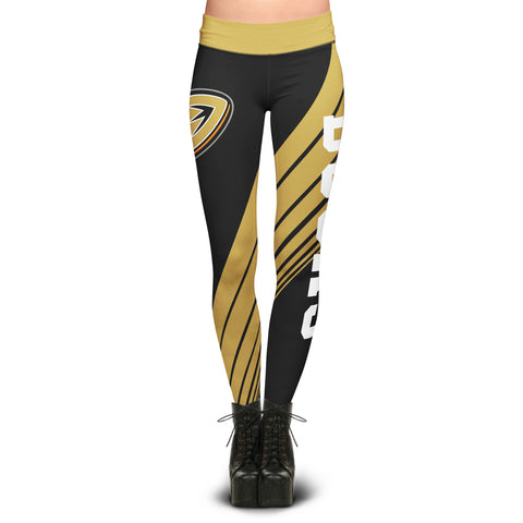 Anaheim Ducks Dynamic Sublimation Leggings