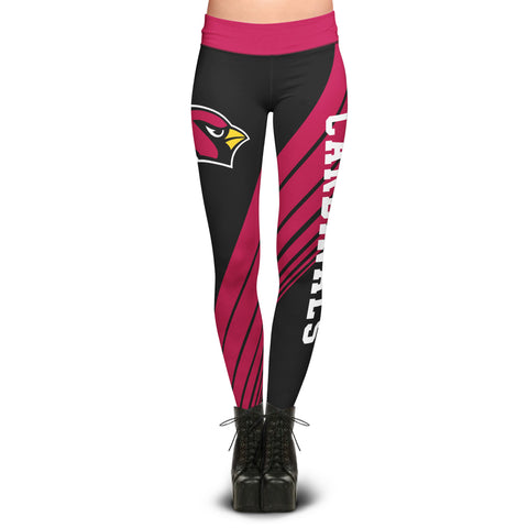 Arizona Cardinals Dynamic Sublimation Leggings