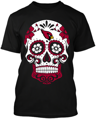 Arizona Cardinals - Skull