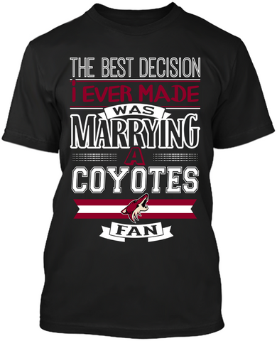 Arizona Coyotes Best Decision