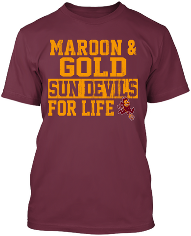 For Life 2 - Arizona State Sun Devils