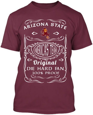 Die Hard -Arizona State Sun Devils