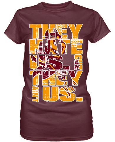 They Hate Us Arizona State Sun Devils