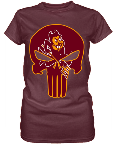 Arizona State Sun Devils Punisher