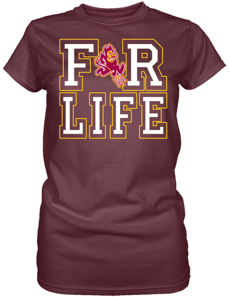 For Life - Arizona State Sun Devils
