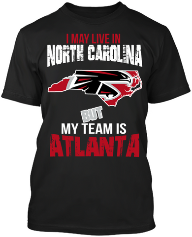 Atlanta Falcons - North Carolina