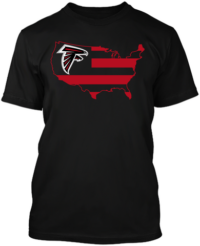 Atlanta Falcons - Broad Stripes