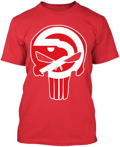 Atlanta Hawks Punisher