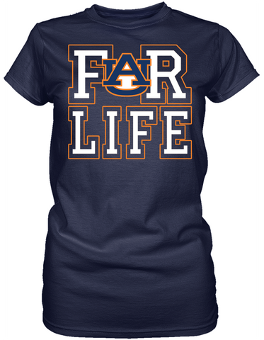 For Life - Auburn Tigers