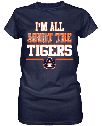 I'm All About The - Auburn Tigers
