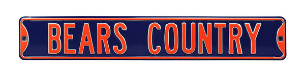 Chicago Bears Country Sign