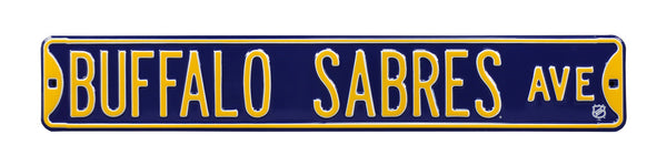 Buffalo Sabres Ave Sign