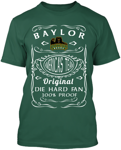 Die Hard - Baylor Bears