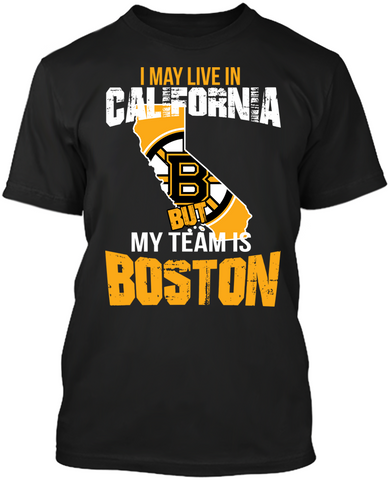 Boston Bruins - California