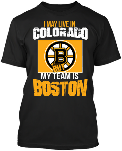 Boston Bruins - Colorado