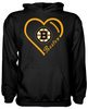 Boston Bruins Heart